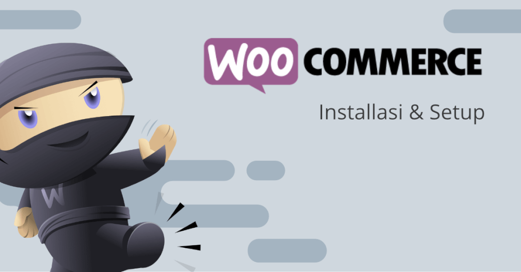 Installasi WooCommerce